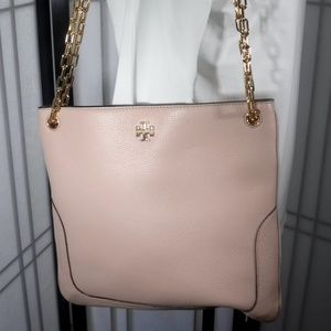 Authentic Tory Burch Pink Bag